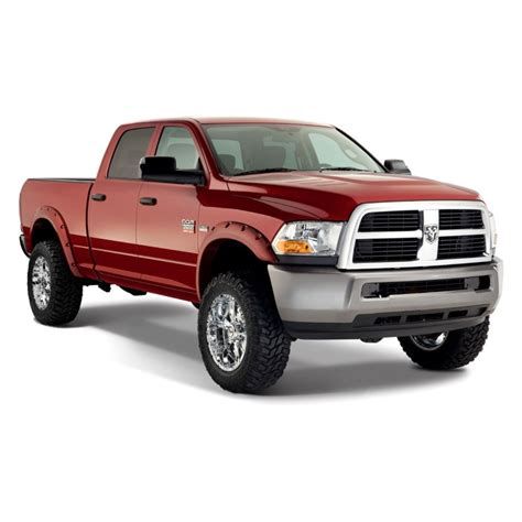 bushwacker 174 dodge ram 2012 pocket style fender flares