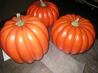 How To Make Paper Mache Pumpkins - amuseing paper mache pumpkins
