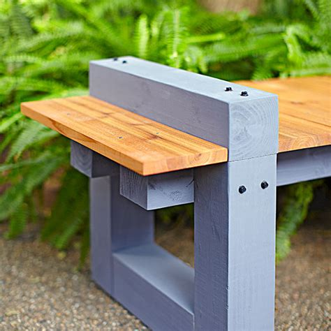 garden bench plan garden variety outdoor bench plans