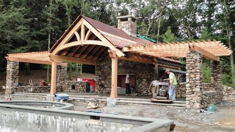 current projects maine barn company pool house designs