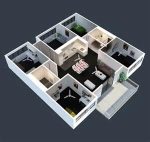 unique 2 bedroom house plans