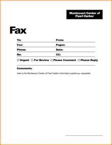 7 fax cover sheet format itinerary template sample