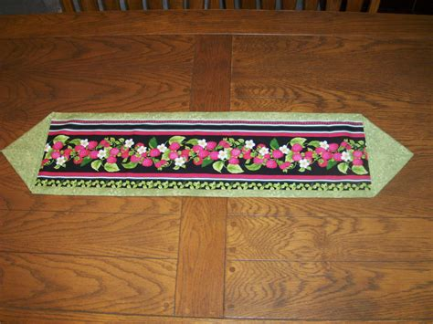 10 minute table runner 10 minute table runner
