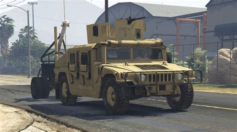 armored humvee m1116 humvee up armored gta5 mods com