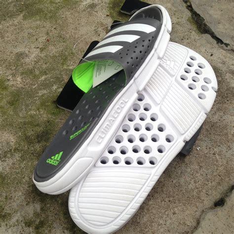 Adidas Sepatu Slip On Abu Abu jual adidas climacool revo 3 slide abu size 44 5 sendal