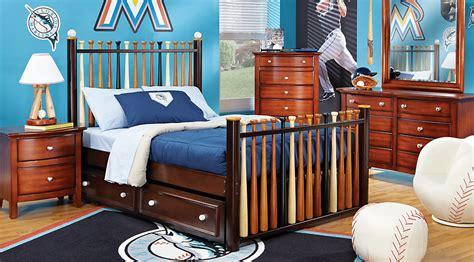 bedroom furniture set up kids bedroom new boys bedroom sets br rm derek new batter up cherry 5 pc full slat