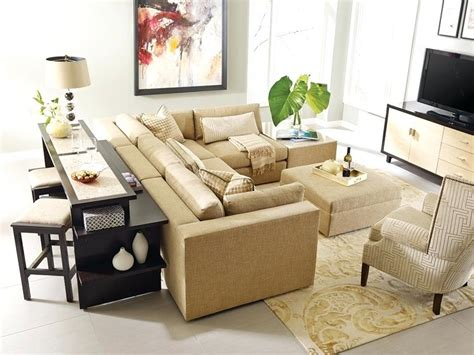 dining table behind sofa transitional living room b moore design dining table marvelous cube ottoman living room