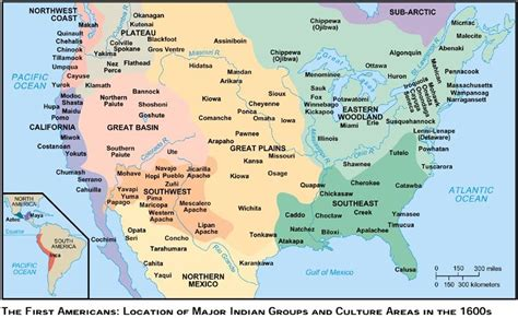 map of american cus map of tribes and the story of the curse of shawnee chief