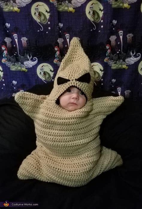 oogie boogie baby costume