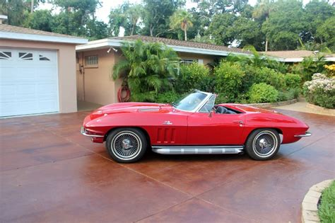 Wheels Classics 1965 Corvette Green 1965 chevy corvette roadster l78 wheels auction shows