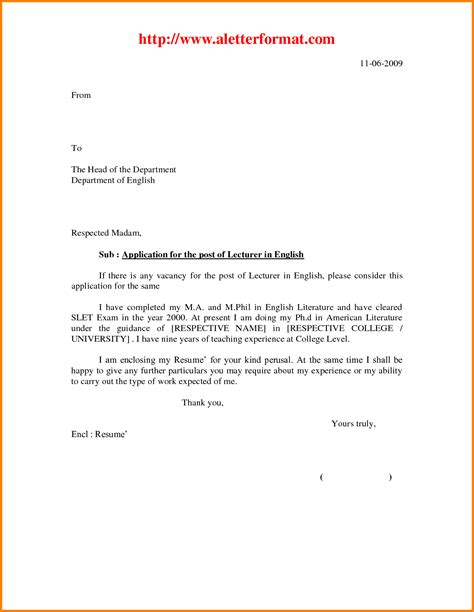 application letter sle via email how to send an application letter and cv via email 28
