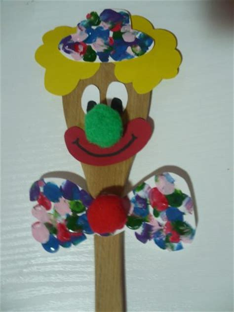 clown crafts for circus on circus crafts clowns and tent craft