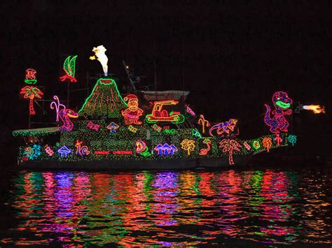 newport beach boat parade review newport beach christmas boat parade things to do in los