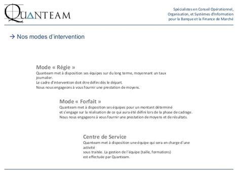 Cabinet Conseil Assurance by Pr 233 Sentation Quanteam Cabinet De Conseil En Banque
