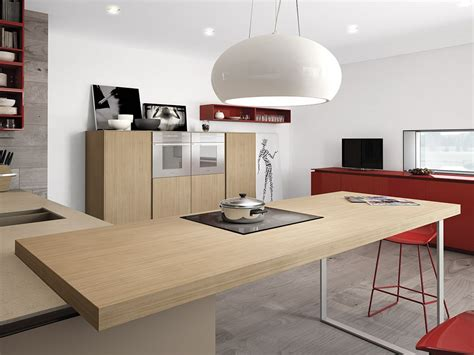 Kitchen Minimalist Design Minimalist Kitchen With Accents By Comprex