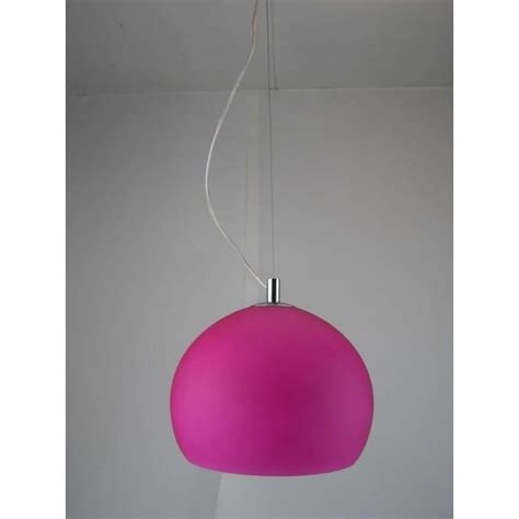 Pink Ceiling Lights Retro Lighting Retro Lighting Lpendelpink 1 Light Modern Ceiling Pendant Pink And Polished