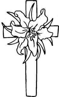 crosses to color free coloring pages of crosses