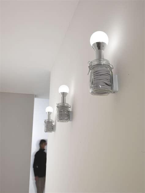 Lu Led Ovvio barattolo wall ls production made in italy contact vesoi