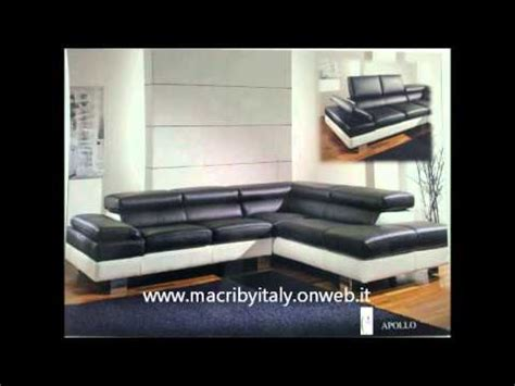 poltrone angolari divani in vera pelle angolari poltrone sof 224