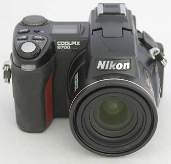 nikon coolpix 8700 digital review