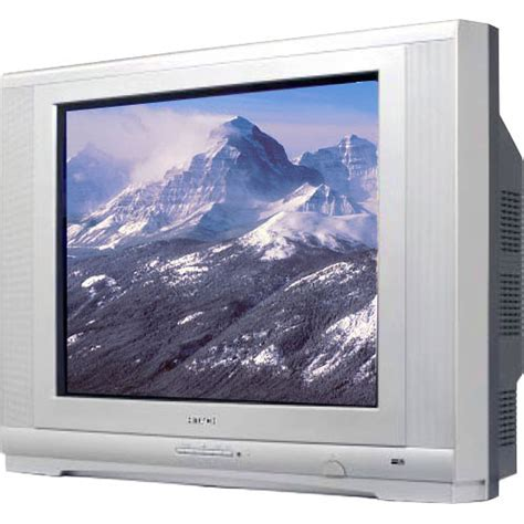 Tv Crt Flat hitachi c29 rf80s 29 quot multi system crt tv demo c29rf80s b h