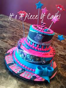Monster high cake cake by rebecca cakesdecor
