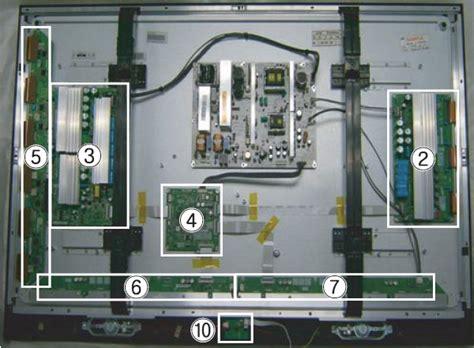 samsung plasma tv hpt4254 capacitor problems samsung plasma tv problems picture lilypichu lulu