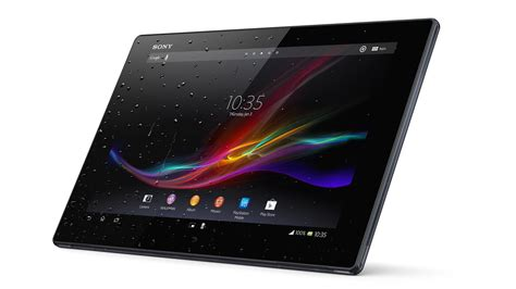Tablet Sony 7 Inch xperia tablet z a closer look at the hd 10 inch