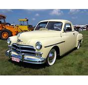 1942 Plymouth DeLuxe  Information And Photos MOMENTcar