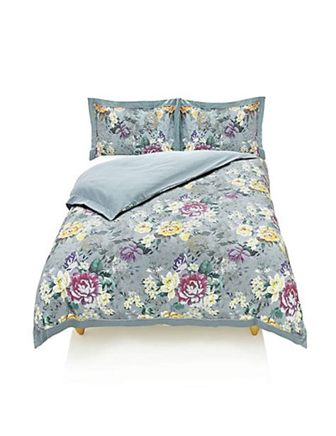 M And S Bedding Sets Winter Floral Bedding Set M S