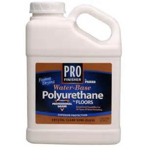rust oleum parks 1 gal clear satin water based