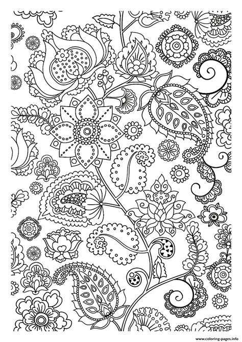 free printable coloring pages for adults zen adult flowers zen coloring pages printable