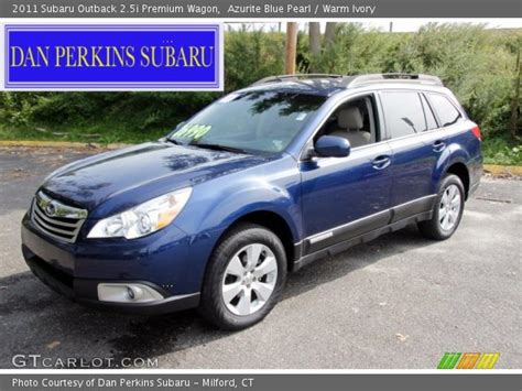 2011 subaru outback 2 5i premium wagon rare 6 speed manual for sale in saskatoon azurite blue pearl 2011 subaru outback 2 5i premium wagon warm ivory interior gtcarlot com