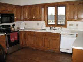 Brown Cabinet Kitchen Kitchen Brown Painted Cabinets For Decorating Kitchen
