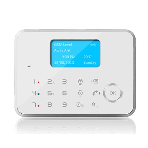 diy wireless alarm system for home security