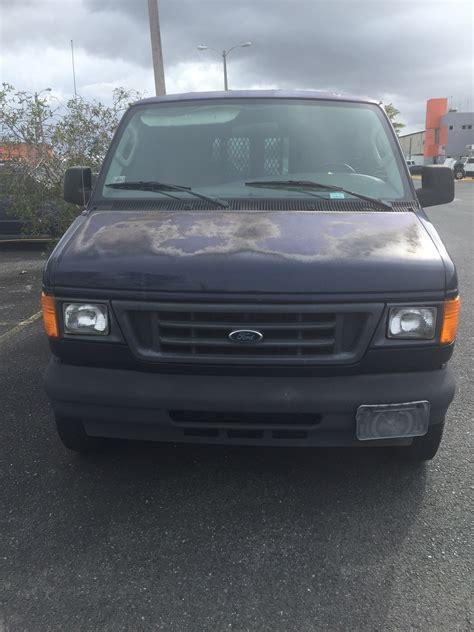 2004 ford econoline 187 2004 ford econoline e 250 blue a53110