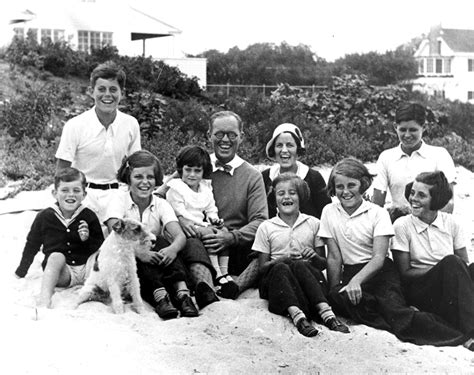 john f kennedy family biography the kennedy family at hyannis port 1931 john f kennedy
