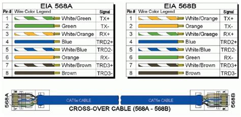 ieee 568b wiring diagram wiring diagram and schematic