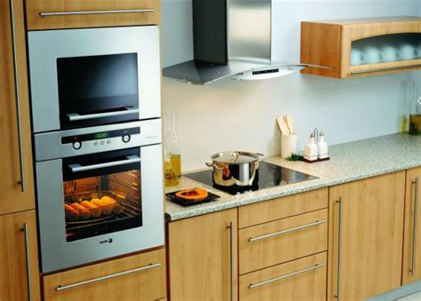 built in appliances kitchen pros and cons of built in kitchen appliances adding