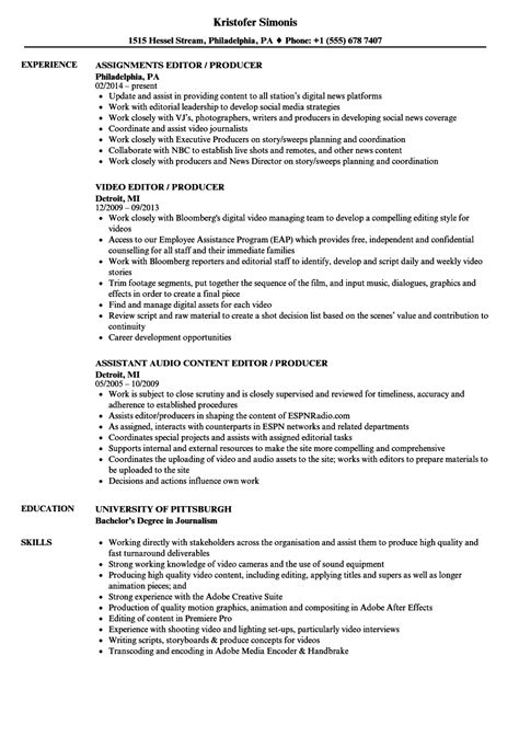 Assignment Editor Sle Resume by Resume Sle For Ojt Hrm Resume Sle For Seaman Cook Sle Of Resume Letter For