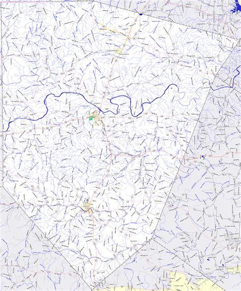 blanco county map bridgehunter blanco county