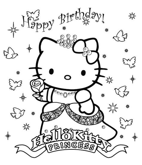hello kitty coloring pages you can print birthstone images that you can print out hello kitty as