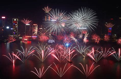 around the world on new year s eve in photos