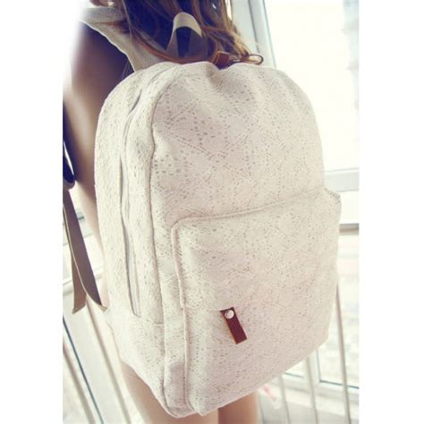 Lovely Cat Backpack By Anfashion fashion sweet floral lace backpack fashion backpacks