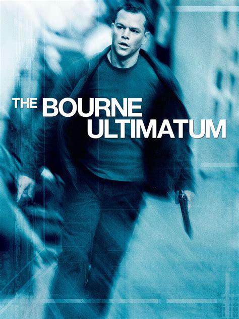The Bourne Ultimatum the bourne ultimatum trailer reviews and more tv