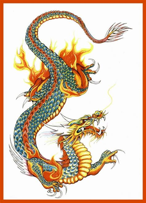 small chinese dragon tattoo designs asian by xanadra deviantart on deviantart