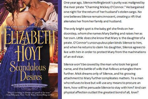 scandalous desires maiden books the clever book at the end of a novel elizabeth