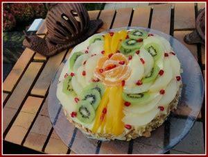 cuisiner des g駸iers frais g 233 noise cr 232 me p 226 tissi 232 re et fruits frais recette iterroir