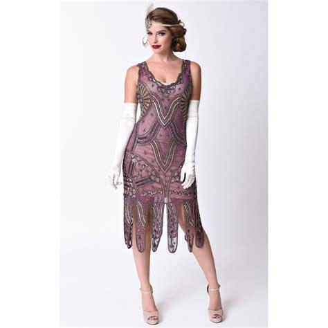 beaded gatsby dress 1920 s vintage beaded flapper dress great gatsby