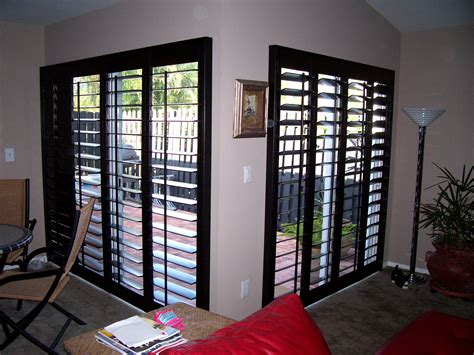 Wooden Shutters Interior Home Depot by Plantation Shutters